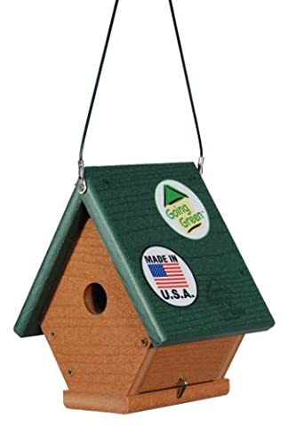 Woodlink Going Green Wren House Model