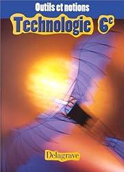 Manuel de technologie, 6e, livre de l'élève