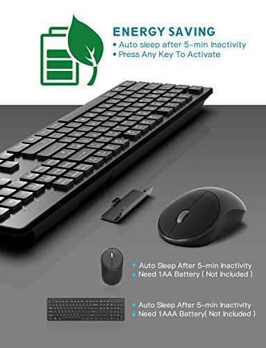 Zoom IMG-3 tedgem tastiera e mouse wireless