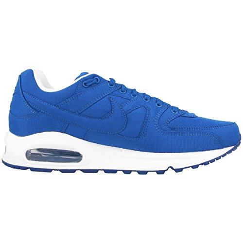 Nike Air Max Command Textile, Chaussures de Running Compétition homme game royal-game royal-white (718898-441)