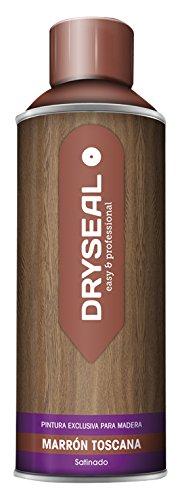 DRYSEAL PMS10 Pintura para Madera Marrón Toscana 400 ml