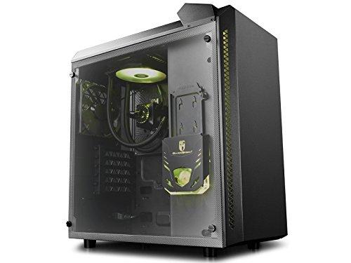 DeepCool Baronkase Liquid Caja ATX Micro con Sistema de Refrigeración