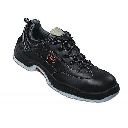 ruNNex Chaussures de sécurité S3avec BGR 191Chaussures Plus Taille, 20, noir, 5300 noir