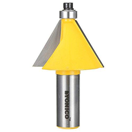 DyNamic 1/2 Inch Shank 30 Grad Käfer Und Bevel Edging Router Bit Für Holzbearbeitung Schneiden -