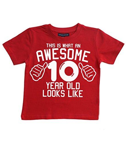 Lo Que Hay Tener Una Fantastica Esta 10 Anos LOOKS LIKE OLD Rojo Palo De