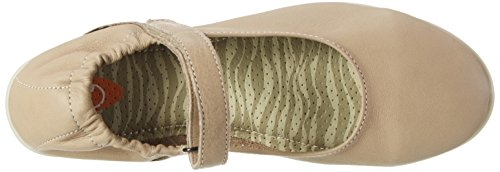 Softinos Val363sof Smooth, Ballerine Donna Beige (Taupe)