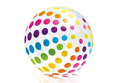 Intex - Pelota hinchable multicolor
