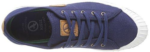 Aigle Kitangiri W, Baskets mode femme Bleu (Indigo)