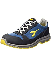 Diadora Run Low S3 SRC - Calzado de Protección de Piel para Hombre