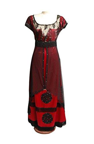 Titanic Rose Jump Dress Cosplay Kostüm (Titanic Kostüme)