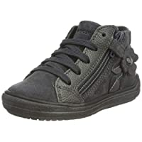 Geox J Hadriel Girl a Hi-Top Trainers