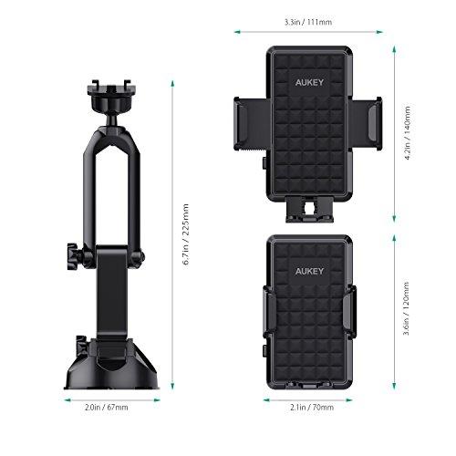 Aukey Handyhalterung Auto HD-C46 Halterung