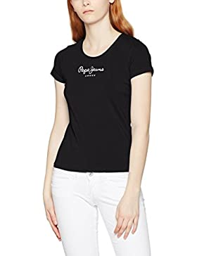 Pepe Jeans New Virginia, T-Shirt Donna