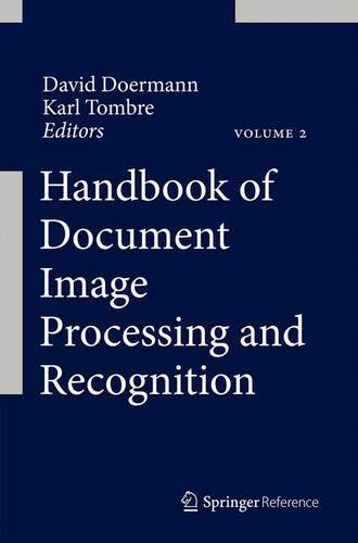 Handbook of Document Image Processing and Recognition PDF Books