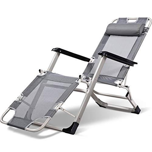 Vimelo Outdoor Klappbett Klappstuhl Einzelbett Büro Mittagspause Nickerchen Bett Krankenhaus Escort Bett Atmungsaktiv