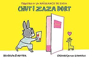 """Afficher """"Trotro et la naissance de Zaza<br /> Chut ! Zaza dort"""""""