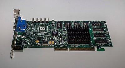 3Dfx Interaktives Voodoo3300016MB AGP Grafikkarte, Bulk/OEM-VGA NUR-PN: 210-0364-003