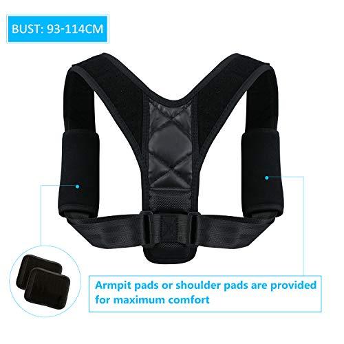 Zoom IMG-2 correttore postura schiena regolabile tencoz