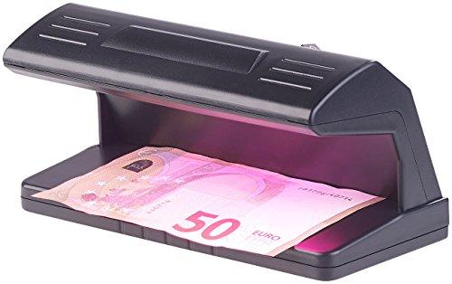General Office Geldprüfer: UV-Geldscheinprüfer, auch für Ausweise und Pässe, 4 Watt (Geldscheinprüfgerät)