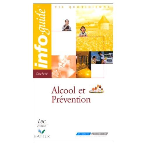 Alcool et prévention (livre)