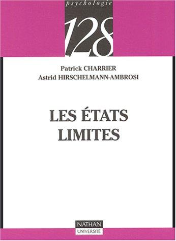 Les états-limites
