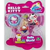 Hello Kitty Dress Up Figures Accessories