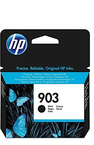 HP 903 Schwarz Original Druckerpatrone für HP Officejet 6950; HP Officejet Pro 6960, 6970