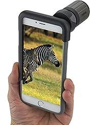 Carson Hookupz 7x18 CloseUp Monukular con iPhone 6P adaptador