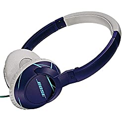 Bose SoundTrue 626237-0040 On-Ear Headphones (Purple/Mint)