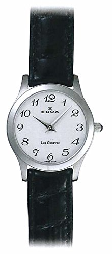 Edox Les Genevez Two Hands Women's watches 21155-3-BB