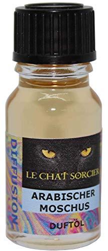 Duftöl von Le Chat Sorcier - Arabischer Moschus (10ml) -