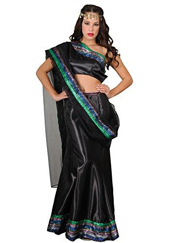 Kostüm Damen Indian Prinzessin (Sexy Tänzerin Bollywood Kostüme)