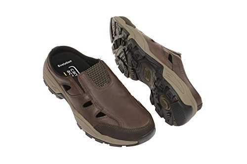 Camel Active Herrenschuhe - Pantoletten EVOLUTION Braun