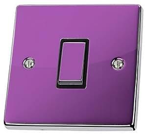 Uni violette Sticker pour interrupteur en vinyle