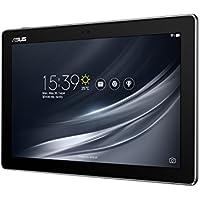 """Asus Zenpad 10 Z301MF-1H006A Tablette Tactile 10.1"""" Full HD Gris ( Mediatek MT8163BA Quad-Core, 2 Go de RAM, eMMc 16 Go, Android 7.0) Clavier AZERTY Français"""