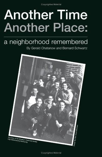 Another Time Another Place: A Neighborhood