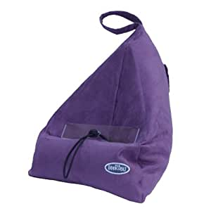 The Book Seat - Book Holder - Reading Aid - Purple