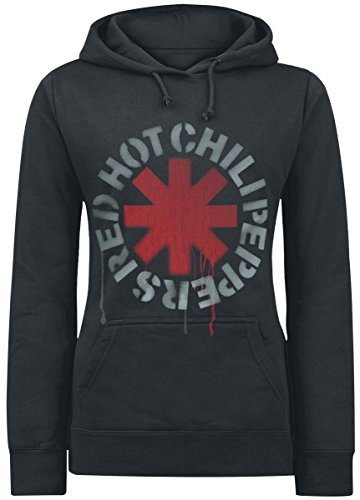 red-hot-chili-peppers-stencil-girls-hooded-sweatshirt-black-m