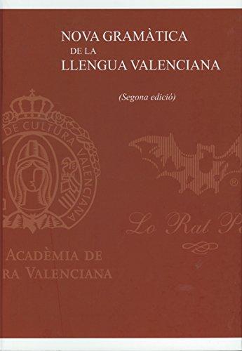 Nova Gramàtica de la Llengua Valenciana