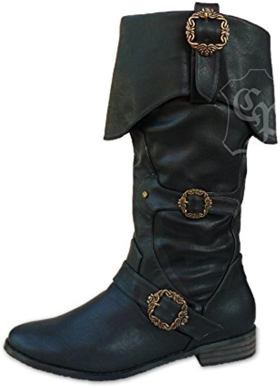 Gentiluomo Signora CP-scarpe, CP-scarpe, CP-scarpe, Stivali uomo Nero nero Ogni articolo descritto è disponibile Il materiale di altissima qualità Coloreee molto buono | Moda  6ebdfe