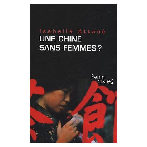 Une Chine sans femmes ?