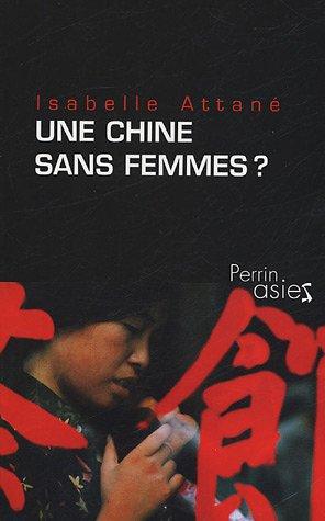 Une Chine sans femmes ? par Isabelle Attané