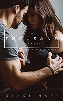 A Thousand Letters (English Edition) di [Hart, Staci]