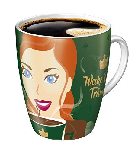 Ritzenhoff Sammelbecher 15. Edition limitiert Jacobs Kaffeebecher Becher Tasse