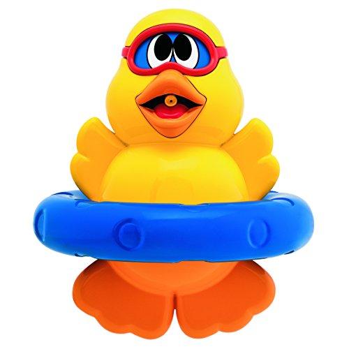 Chicco Cleo salpica y da vueltas, juguete de baño