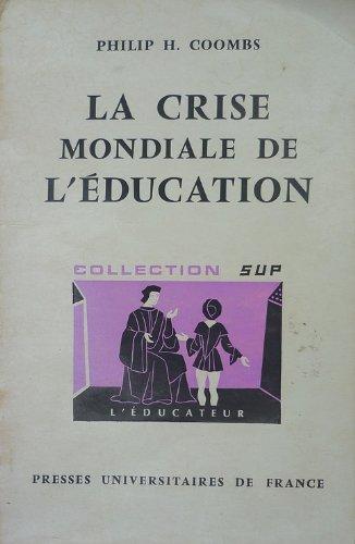 La Crise mondiale de l'éducation