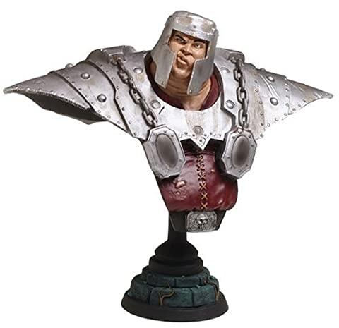 Masters of the Universe RAM MAN Resin Mini-Bust, limitiert auf