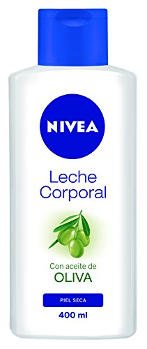 NIVEA Aceite Oliva Body Milk 400 ml, 1 Stück