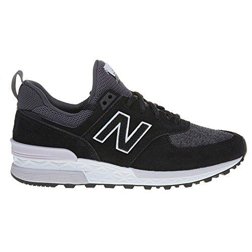 New Balance WS574 EB WS574EB, Scarpe Sportive Nero