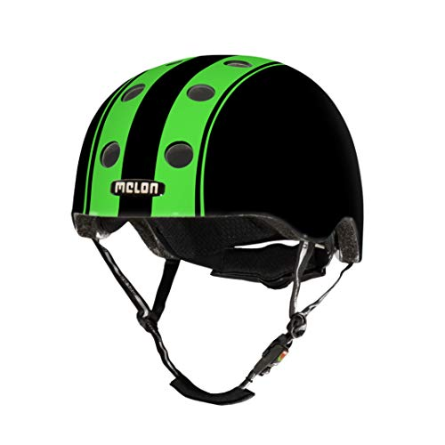 Melon Helm Double green-black XL-XXL